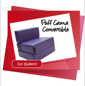 Puff Cama Convertible